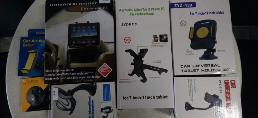 auto držač za mobitel i tablet